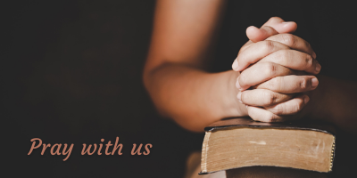 Partner with us in prayer!